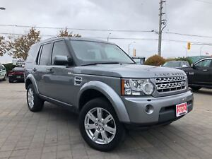 2012 Land Rover LR4 LOW KM'S!!**LEATHER**NAVIGATION**SUNROOF**
