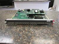 Cisco WS-X6724-SFP 24 Port Gigabit Module w// WS-F6700-CFC-V06 Daughter Board