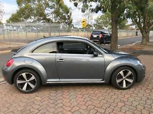 One of a kind 2013 VW Beetle !!