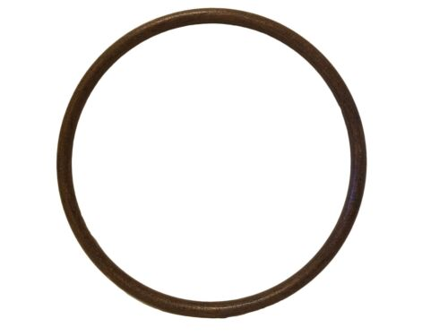 """11"""" Inch Round Large Wood Grain Craft Ring Macrame Wall Hangings Dreamcatchers"""