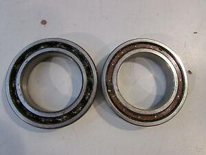 Ntn 6908 Fafnir 9308k Bearing Lot Of 3 Ebay