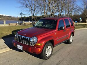 2007 Jeep Liberty 4WD 4dr Limited Edition