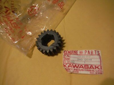 kawasaki h1  new original   2nd drive gear  13130-017, used for sale  Drummondville