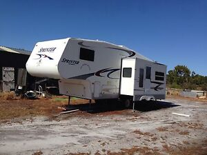 25 ft 5th wheeler Lower King Albany Area Preview