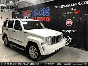 2011 Jeep Liberty LIMITED-CUIR-TOIT-HITCH-4x4