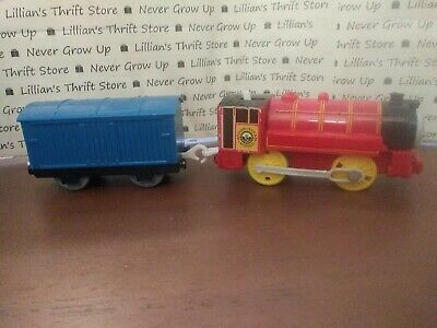 Thomas & Friends 2013 TrackMaster Victor Sodor Steam Works Tested Works