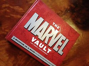 The Marvel Vault (2007)