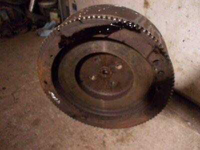 John Deere 420 W Tractor Original Jd Engine Motor Flywheel Starter Ring Gear