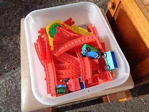 plastic train set Latrobe Latrobe Area Preview