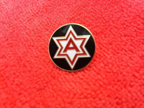 6TH ARMY HAT/LAPEL PIN