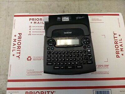 Brother P-touch Pt-1890c Deluxe Home Office Labeler