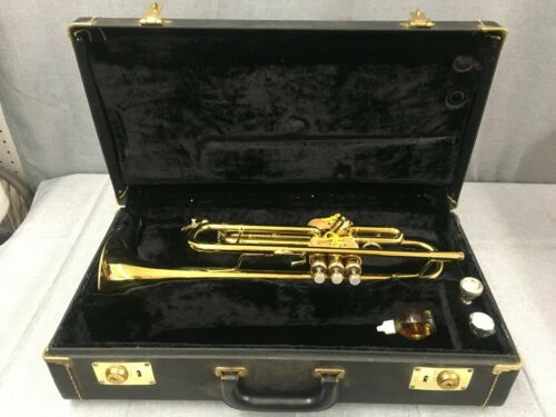 Selmer Mercedes Trumpet designed by Vincent Bach Made in USA PreOwned  Free S&H
