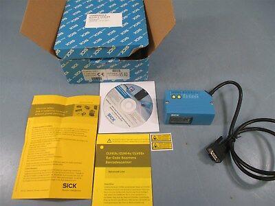 Sick Scanner Reader Clv630-1001 V5.40 Software - New