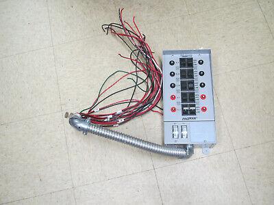 Reliance 31410c Protran Load-side Transfer Switch