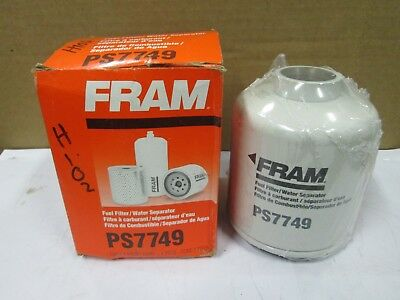Fram Fuel Filterwater Seperator Ps7749 Lot Of 2 Nib
