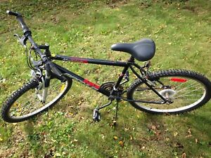 Nice bike with 26 inch wheels