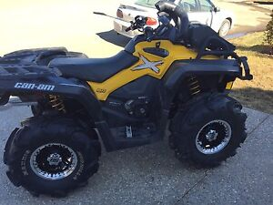 2015 Can Am 650 Outlander XMR with extras!