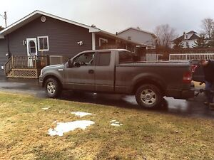 2004 Ford F-150 supercab 4wd