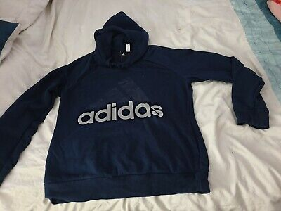 Ladies Adidas hoodie jumper Never Worn Size Large.