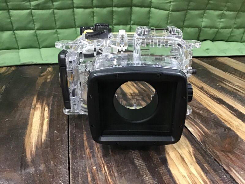 Canon Waterproof case WP-DC55 for PowerShot G7 X Mark II Underwater Housing