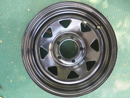 One New 14 Inch Ford Rim 5x 114.3