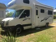 Motor-home Dream Seeker VW Banyo Brisbane North East Preview
