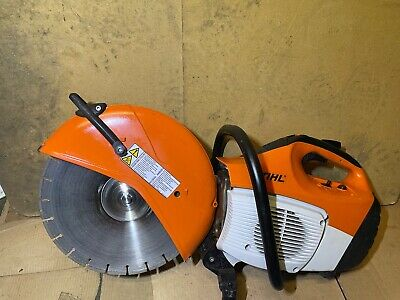 Stihl Ts420 2-stroke Petrol 14 Cut Off Saw Disc Cutter