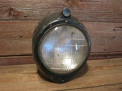 Vintage Headlight Assembly Bezel Ring CHEVY FORD Car Truck Rat Rod! for sale  Shipping to South Africa