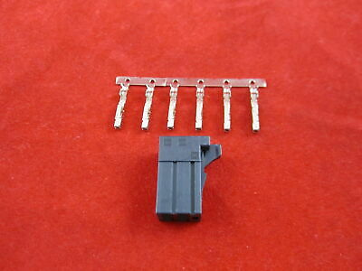 Sinz Amp Tyco Electron Connector A-amp1-1318119-3p D2 6 Pin