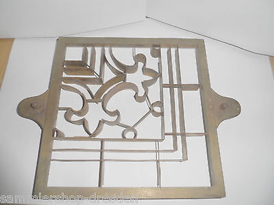 21915 Jugendstil Fliese Form Fliesenform Messing Model Eckfliese Colditz mould
