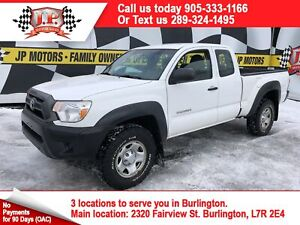 2012 Toyota Tacoma Extended Cab, Automatic, 4*4, 98,000km