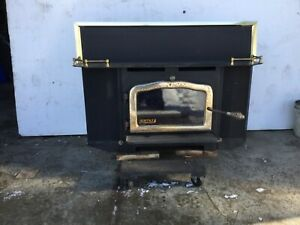 Heritage airtight fireplace insert