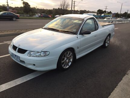 2003 Holden Commodore Ute long rego Rwc Dandenong Greater Dandenong Preview