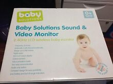 Baby monitor Bedford Bayswater Area Preview