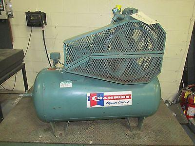 Champion 3 Hp Air Compressor 3 Phase Model Hr315-6cc 2218isu
