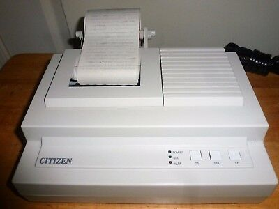 Citizen Idp560-rsl Dot Matrix Pos Receipt Printer - Serial Port- Tested