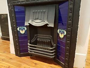 Federation fireplace with mantel piece Crows Nest North Sydney Area Preview