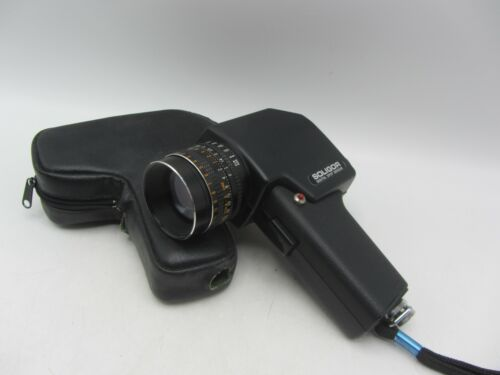 Soligor Digital Spot Sensor Light / Exposure Meter - Tested w/ Case