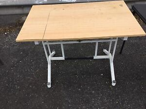 Small drafting table $45
