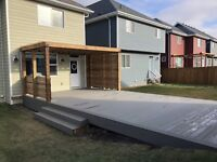 Affordable Custom Decks & Fences