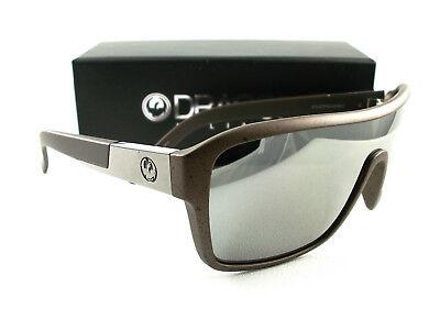 Dragon Alliance Sunglasses Remix Copper Marble Silver Ion Authentic (Dragon Remix)