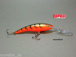 Rapala Deep Tail Dancer TDD11 11cm - RDT Red Tiger - Dorschkiller