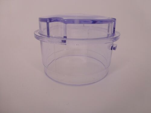 Genuine Baby Bullet Pitcher Lid Center Cap - Center Cap Only - Replacement Part