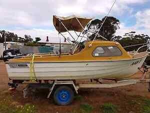 14ft skimmer 2009 40hp Suzuki. Kadina Copper Coast Preview