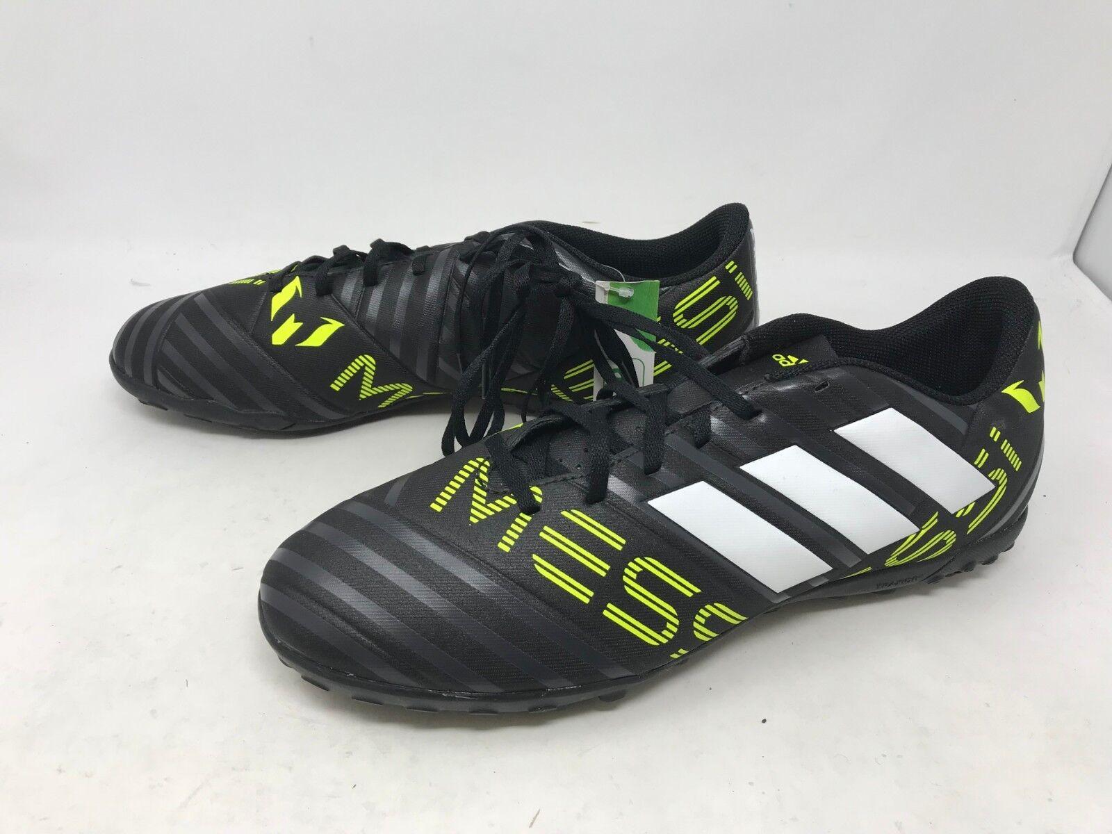 Mens Adidas  Nemeziz Messi 17.4 Turf Soccer Shoes 438m