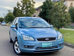 2007 Ford Focus LX LS 5 Speed Manual Hatchback Low Kms