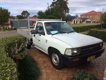 1995 Toyota Hilux Other Ashtonfield Maitland Area Preview