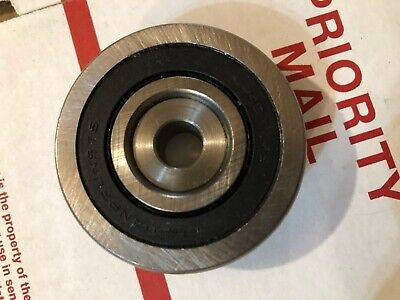 Lr204nppu Track Roller Single Row Bearing With Bushing Sealed Track Bearings