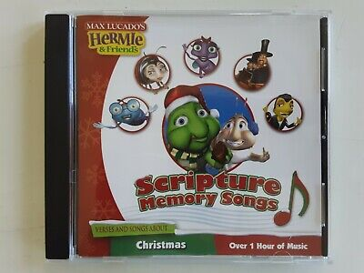 Bible Verse About Christmas (SCRIPTURE MEMORY SONGS: VERSES ABOUT CHRISTMAS Max Lucado's Hermie & Friends)
