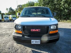 2017 GMC Savana 2500 REG CARGO V8,Air, Power Windows and Locks